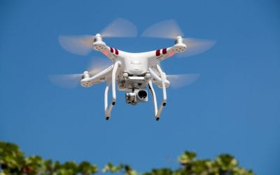 3 Benefits of Using Drones in Home Inspections